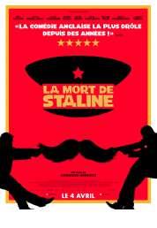L'affiche du film La Mort de Staline