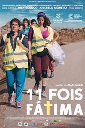 L'affiche du film 11 fois Fátima