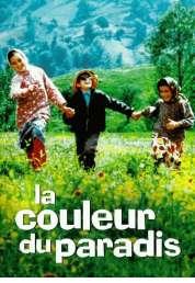 Affiche du film La couleur du paradis