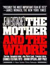 Affiche du film La maman et la putain