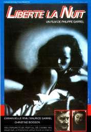 L'affiche du film Liberté la nuit