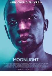 L'affiche du film Moonlight