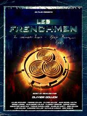 L'affiche du film Les Frenchmen, les premiers super-héros français