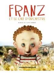 L'affiche du film Franz et le chef d'orchestre