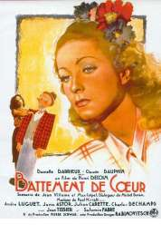 Affiche du film Battement de coeur