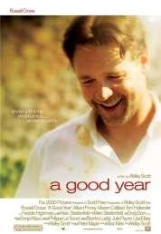 Affiche du film Une grande année