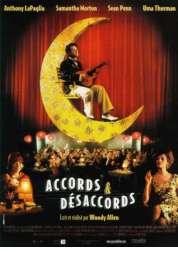 Affiche du film Accords et désaccords