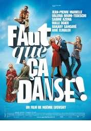 Affiche du film  Faut que ça danse !