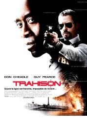 Affiche du film Trahison