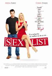 Affiche du film (S)ex list