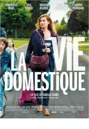 Affiche du film La Vie domestique