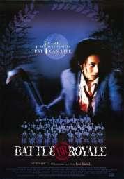 L'affiche du film Battle Royale