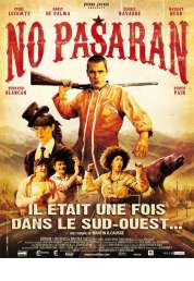 Affiche du film No Pasaran