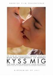 Affiche du film Kyss Mig - Une histoire suédoise