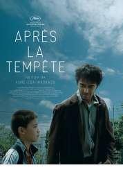 L'affiche du film Après la tempête