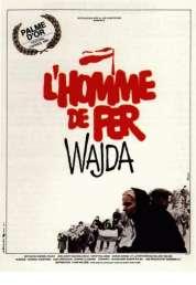 Affiche du film L'homme de fer