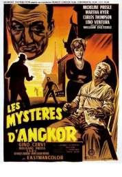 Affiche du film Les mystères d'Angkor
