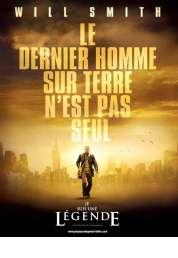 Affiche du film Je suis une légende