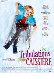 Affiche du film Les Tribulations d'une caissière