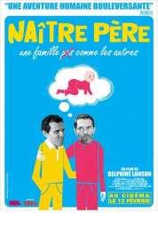 Affiche du film Naître père