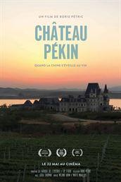 L'affiche du film Château Pékin