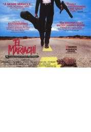 L'affiche du film El Mariachi
