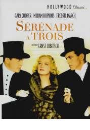 Affiche du film Sérénade à trois