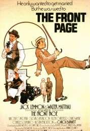 Affiche du film Spéciale première