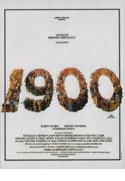L'affiche du film 1900