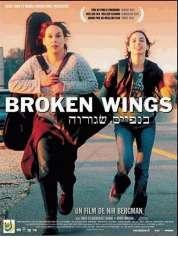 Affiche du film Broken wings