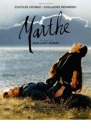Affiche du film Marthe