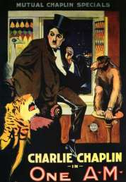 Affiche du film Charlot Rentre Tard