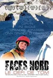 Affiche du film Faces Nord, le défi de Tom