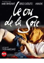 Affiche du film Le cri de la soie