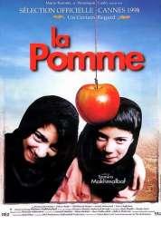 Affiche du film La pomme