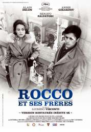 L'affiche du film Rocco et ses frères