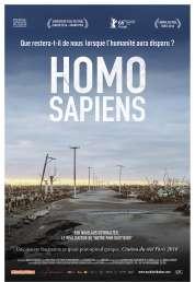 L'affiche du film Homo sapiens