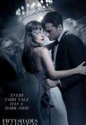 L'affiche du film Cinquante Nuances plus sombres