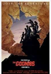 L'affiche du film Les Goonies