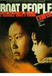 Affiche du film Boat People Passeport Pour l'enfer
