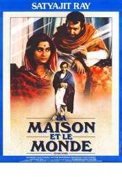 Affiche du film La maison et le monde