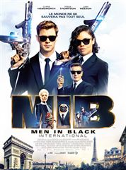 L'affiche du film Men in Black: International