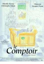 Affiche du film Le comptoir