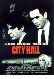 Affiche du film City Hall