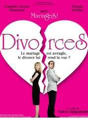 Affiche du film Divorces
