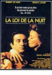 Affiche du film La Loi de la Nuit
