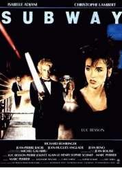 Affiche du film Subway