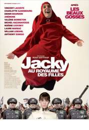 L'affiche du film Jacky au royaume des filles