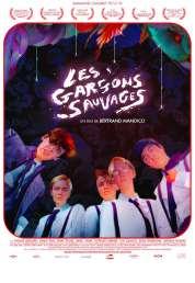 L'affiche du film Les Garçons sauvages