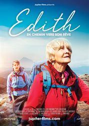 L'affiche du film Edith, en Chemin Vers son Rêve